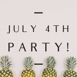 I'm hosting another party!